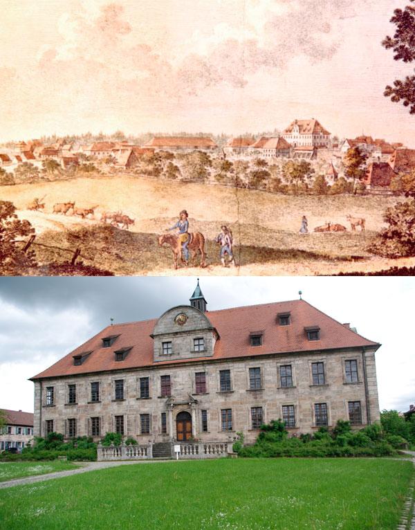 Geschichtliches Landgut