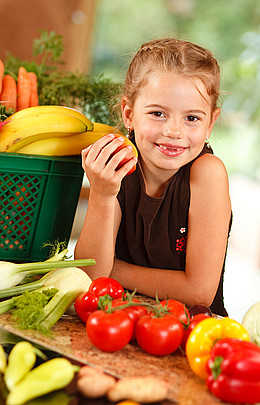 Schulfrucht & Schulmilch