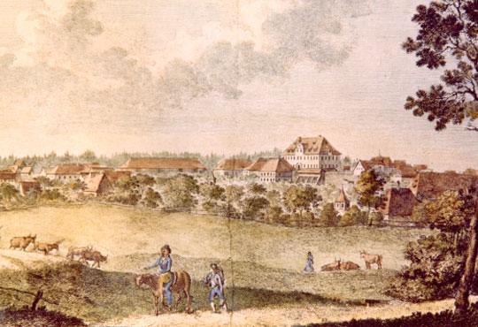 Landgut Schloss Hemhofen