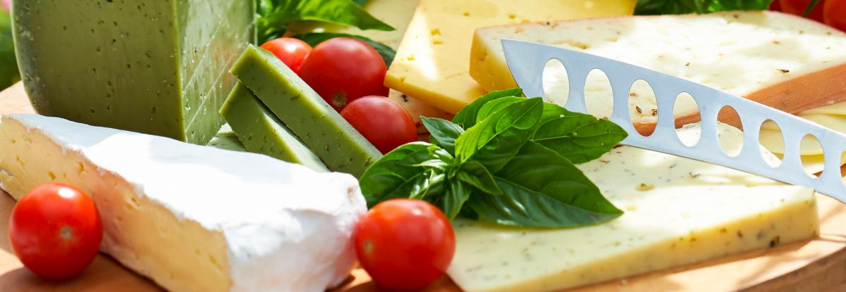 Lassen Sie sich regelmäßig feinsten Bio-Käse nach Hause liefern